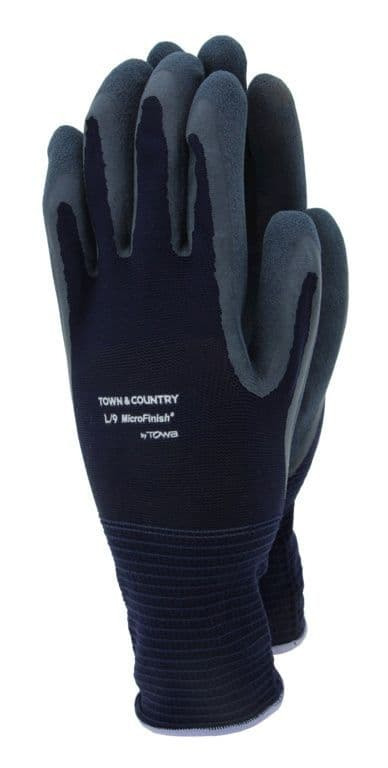 Town & Country Mastergrip Navy Glove - Large